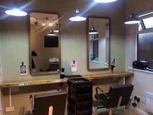 Sand Hairdressing Sale interior